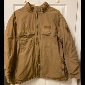 Men's Columbia jacket almost like new